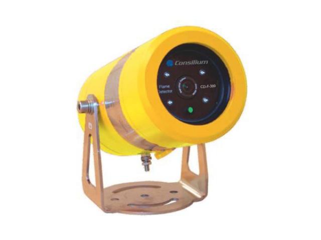CD-F-300 Visual Flame Detector