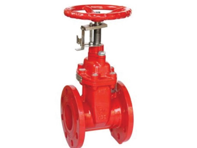 Non-Rising Stem (NRS) BS5163 Gate Valve – Flanged