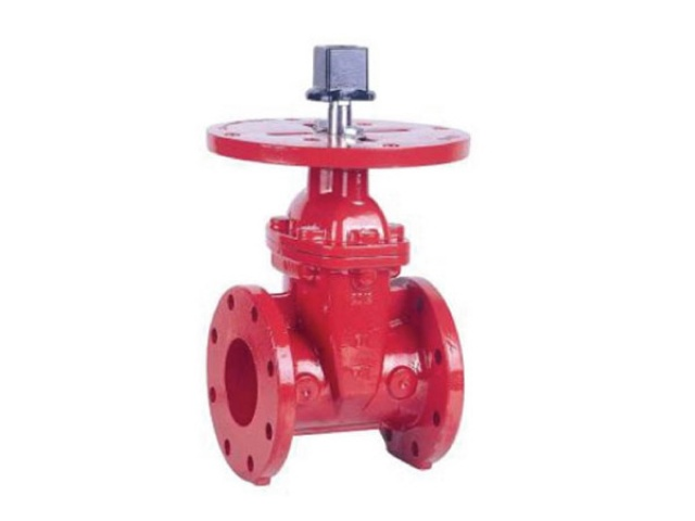 Post Indicator Valve – Flanged